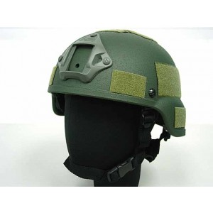 MICH TC-2000 ACH Replica Helmet with NVG Mount OD