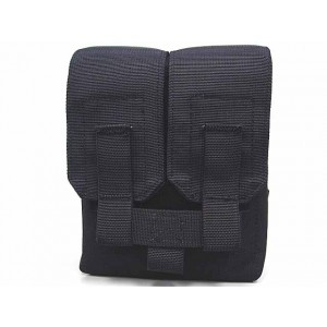 Flyye 1000D Molle M249 200rds Ammo Magazine Pouch Black