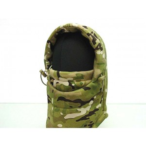 Balaclava Fleece Hood Full Face Head Mask Multi Camo