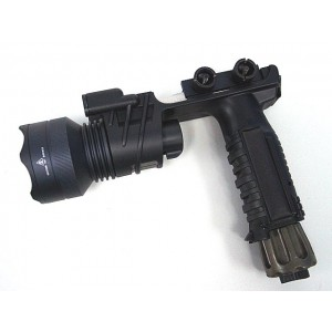 M900AB Weapon Light Style Tactical Vertical Foregrip Flashlight