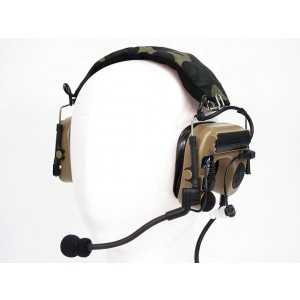 Z Tactical Comtac IV Style Tactical Headset DE