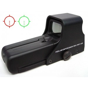 Holographic Tactical 552 Type Red/Green Reflex Dot Sight