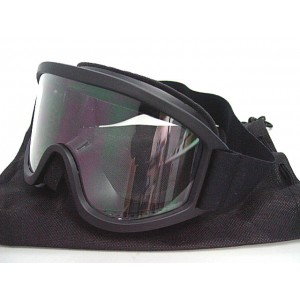 Airsoft X500 SWAT Tactical Goggle Glasses GX2000 Black