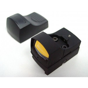 Airsoft QD Auto Brightness Red Dot Sight Reflex Scope