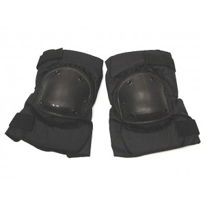 Special Force Airsoft Paintball Knee Pads Black