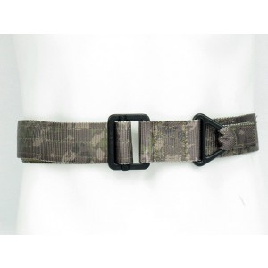 Tactical CQB Heavy Duty Rigger Belt A-TACS Camo L