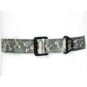 Tactical CQB Heavy Duty Rigger Belt Digital ACU Camo L