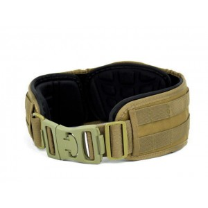 USMC Molle Airsoft Platform Waist Belt Coyote Brown CB