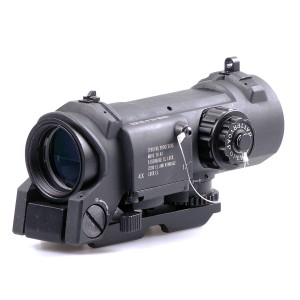 1-4X Elcan SpecterDR Type Red Dot Sight Scope Black