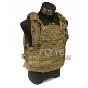 FLYYE 1000D RRV Vest PC Plate Coyote Brown