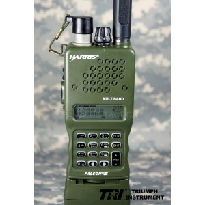 TRI replica AN/PRC-152 6-PINS Inter/Intra MBITR Radio Devgru PRC152