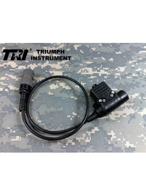 TRI Original MSA U94 PTT For TRI PRC-152 6-PINS/5-PINS Radio