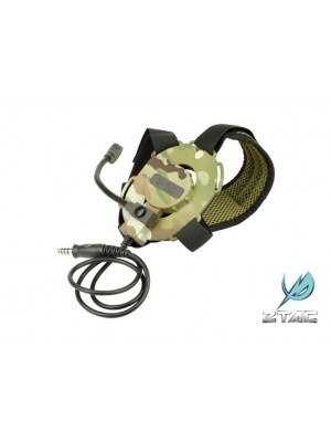 Z Tactical Bowman EVO III Tactical Headset Multicam - Z029